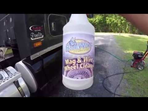 How to Clean Aluminum Wheels without any Scrubbing
