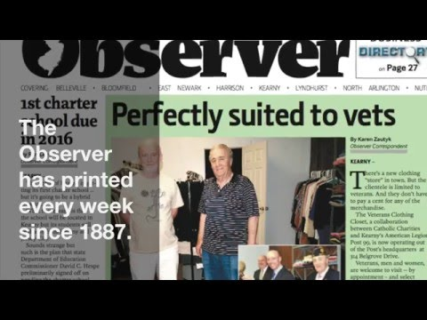 Advertise your business with The Observer newspaper