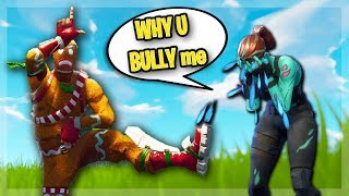 TOXIC Fortnite Kids get TROLLED .... 😂