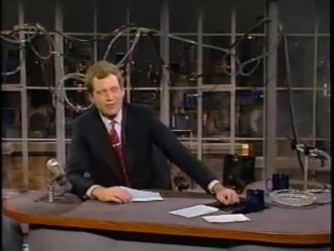 11101988 Letterman Donald Trump & 11101992 Connie Chung