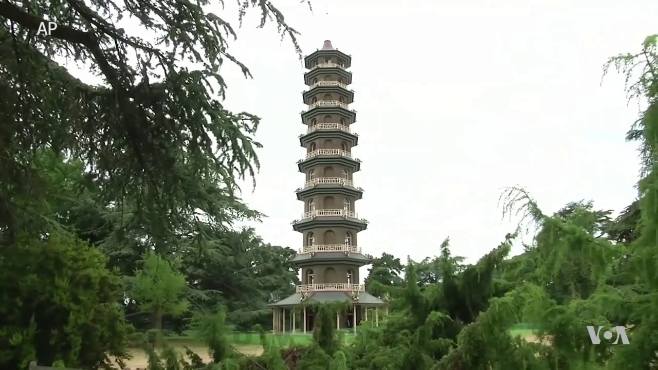 UTV Technology - 3D Printing Helps Restore 18th Century Chinese Pagoda