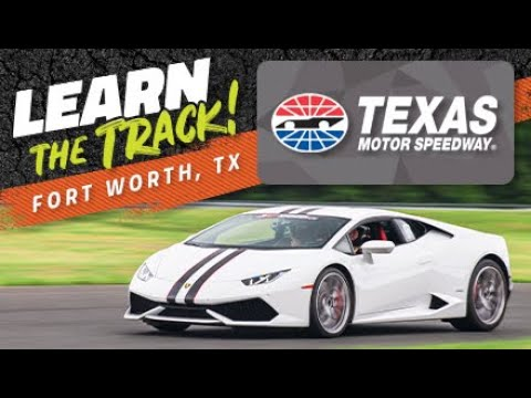 A Lap Around Texas Motor Speedway (infield) - Xtreme Xperience