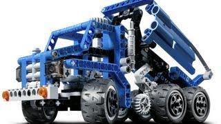 LEGO Technic 8415 Dump Truck - Set Review