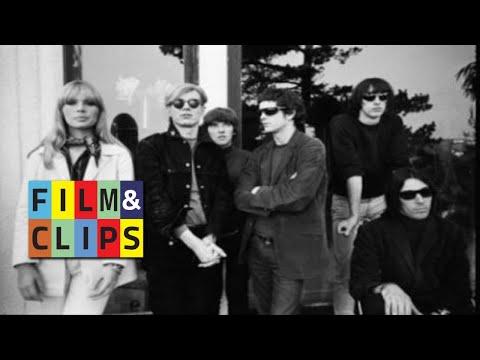 Clip da Velvet Undergound e Nico - Andy Warhol