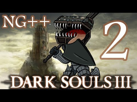 Dark Souls 3 NG++: Welcome To Firelink Shrine | Part 2 | Ark Thompson Plays