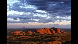 Stunning never-before-seen drone footage of Kata Tjuta, the secret of the Red Centre
