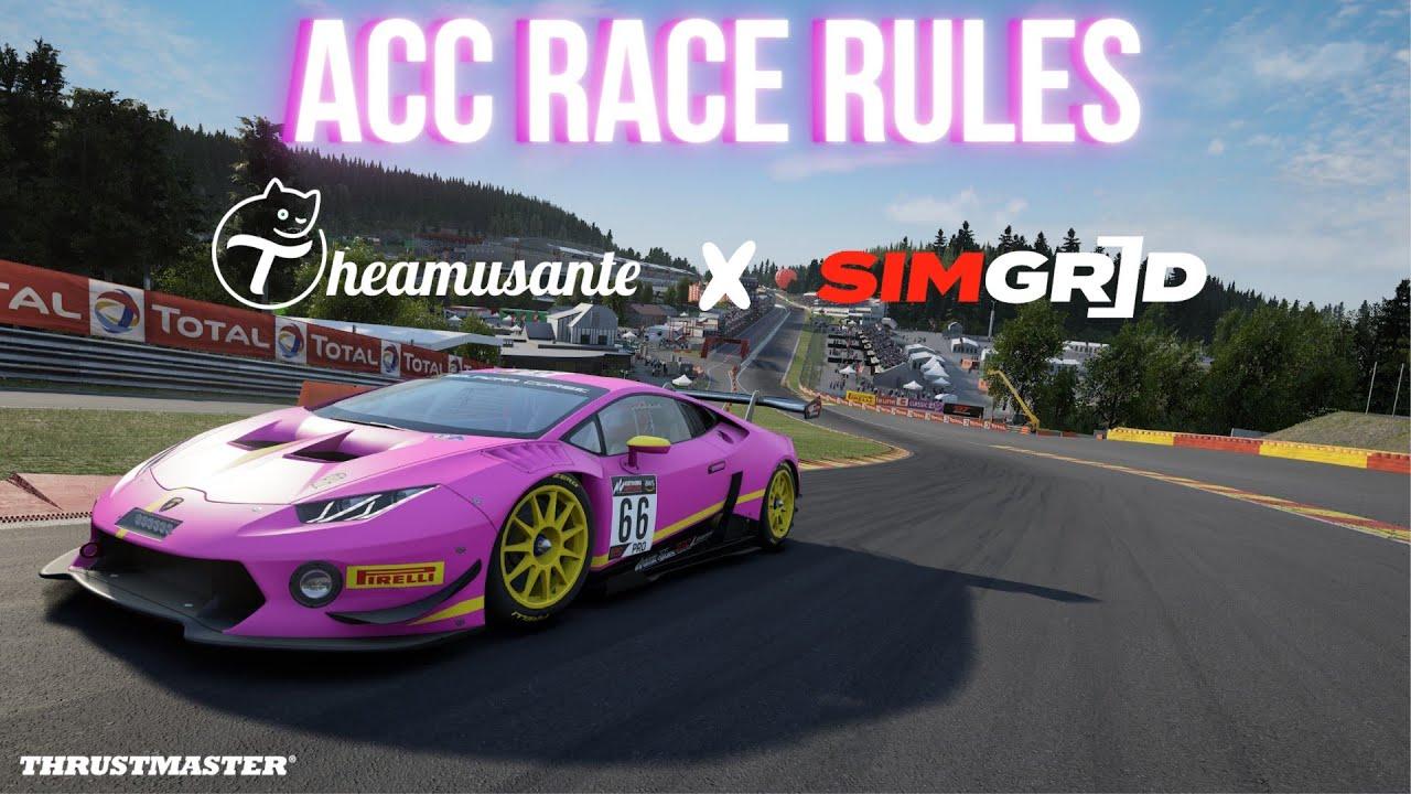 Assetto Corsa Competizione Online Tips