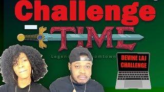 Devine  LAJ CHALLENGE #1