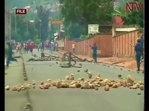 Civil Society warns of Burundi crisis spreading throughout region
