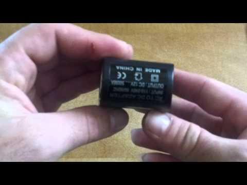 Переходник с 220 V на 12 прикуриватель