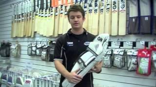 GM Original LE Cricket Batting Pads 2013