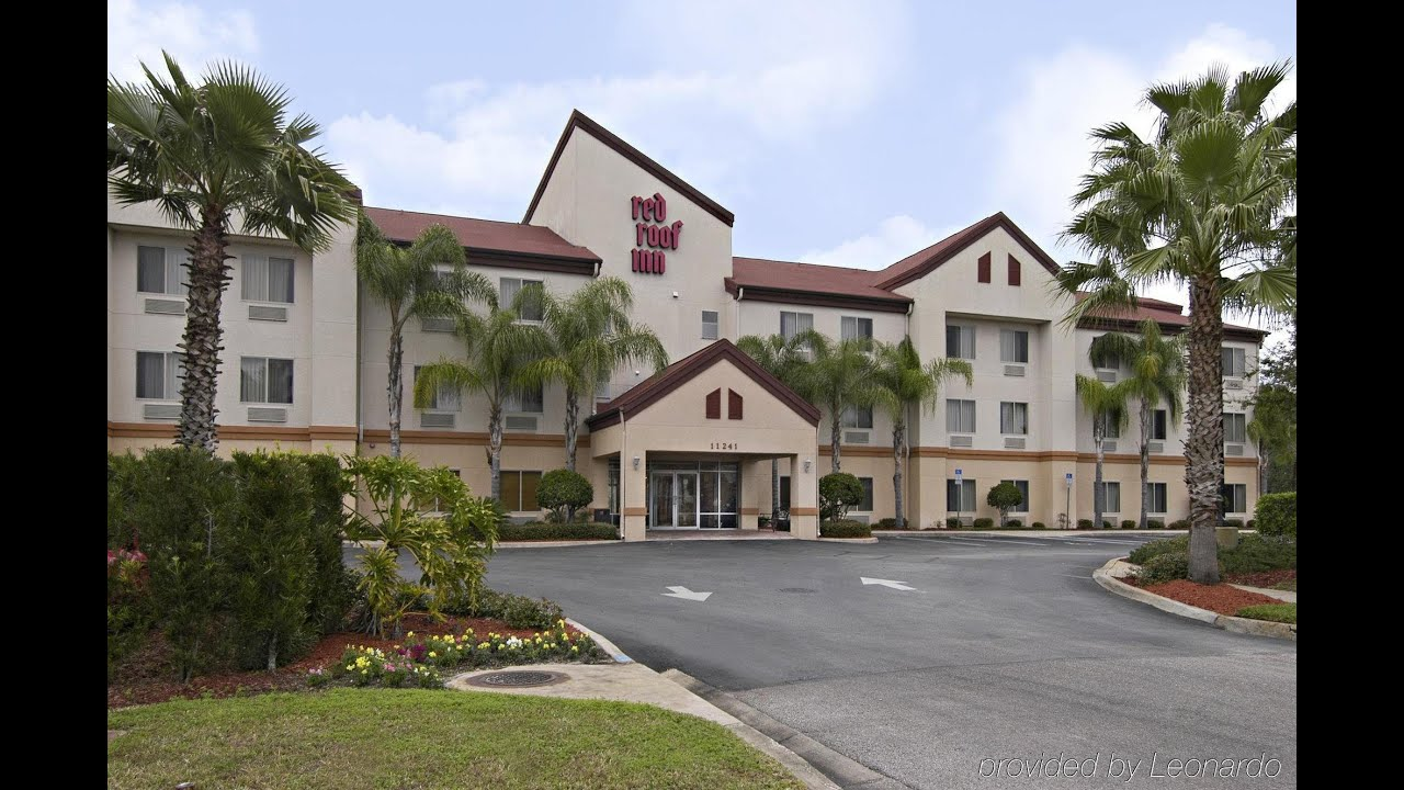 Red Roof Inn Orlando International Drive/Convention Center   Orlando  Hotels, Florida
