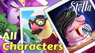 видео Angry Birds Stella скачать бесплатно для android