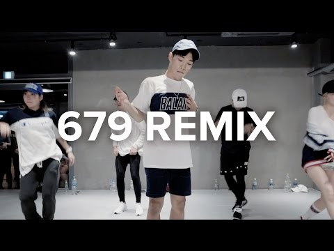 679 - Fetty Wap ft. Remy Boyz (DJ Spider Remix) / Koosung Jung Choreography