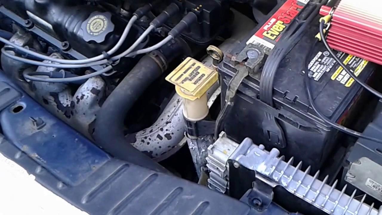 small resolution of vanlife 2003 grand caravan ecm pcm ecu replacement v570