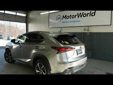Used 2018 Lexus NX Wilkes-Barre, PA #LS1462