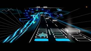 Audiosurf - Yakety Sax Benny Hill Theme (Lento Violento Remix) [HD] [CinemaScope]