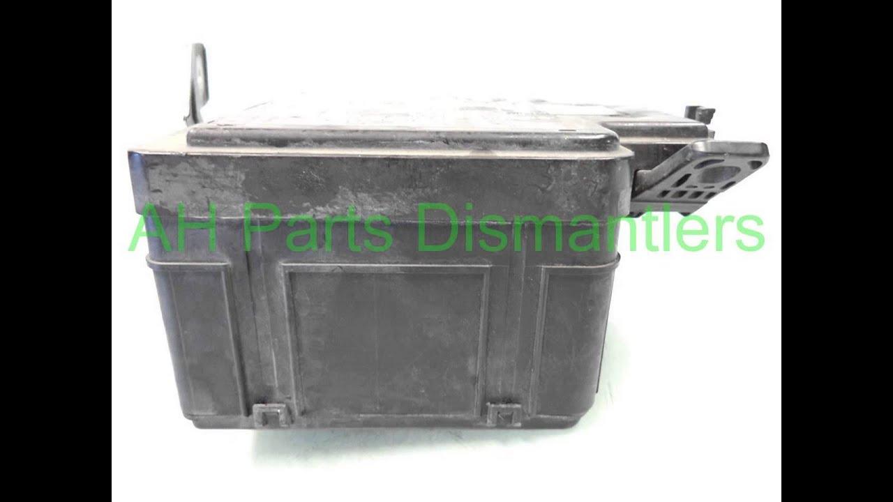 1998 honda cr-v engine fuse box 38250-s10-a01 - ahparts com used honda,  acura, lexus & toyota    oem