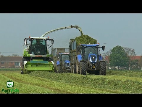 Silage 2019. Silaging In Somerset