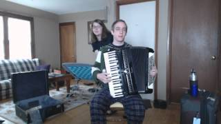 Download Spongebob Squarepants Theme Song [Accordion cover] MP3 song and Music Video