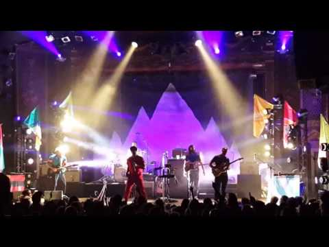 Young The Giant - Home Of The Strange (Live @the Ogden)