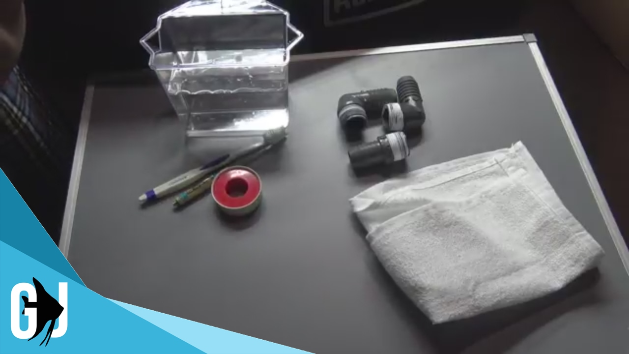#472: How to Remove Old Teflon Tape from Threaded Fittings - Tank Tip