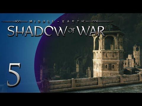Middle-Earth: Shadow of War #5 - Borgu the Chop