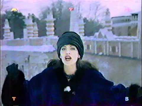 Ольга Федотова - Зимушка.avi