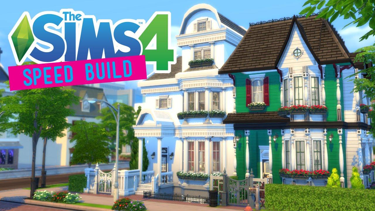 The Sims 4 Sd Build Victorian Apartments Collab W Sekyria No Cc You