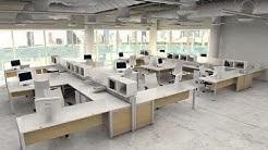 Modern Workstations - Modular Office Furniture