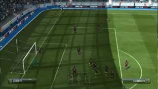 FIFA 13 Demo full hd 1080p (pc) gameplay