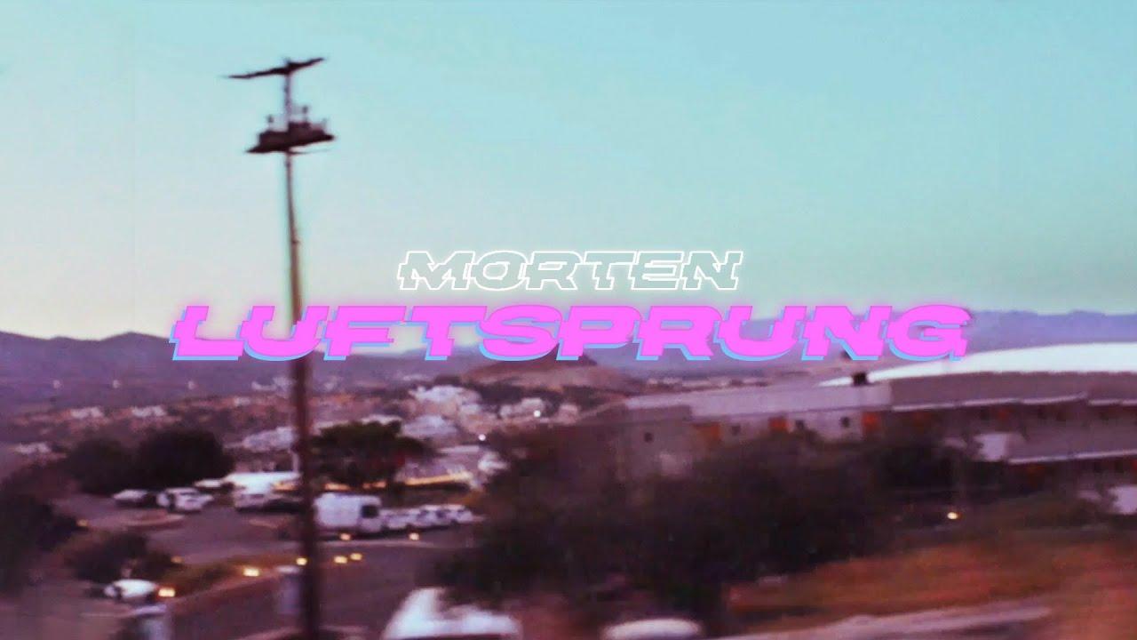 morten - Luftsprung (prod. by Tapekid) (Official Lyric Video)