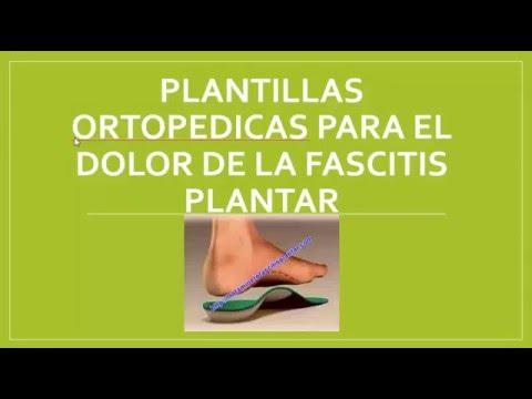Plantillas ortopedicas para el dolor de la fascitis - Plantillas para la pared ...