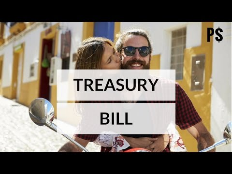 Learn What  Is A Treasury Bill In 2 Minutes (animated Video) - Professor Savings