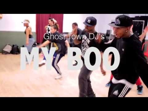 Ghost Town DJ's - My Boo   @Awilliams_Ent Choreography