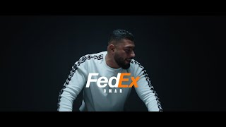 OMAR - FEDEX (prod. by COLLEGE & VYCE) [Official Video]