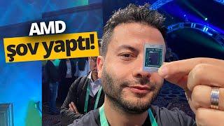 AMD 64 çekirdekli işlemci 3990X ile CES'i çoşturdu🔥