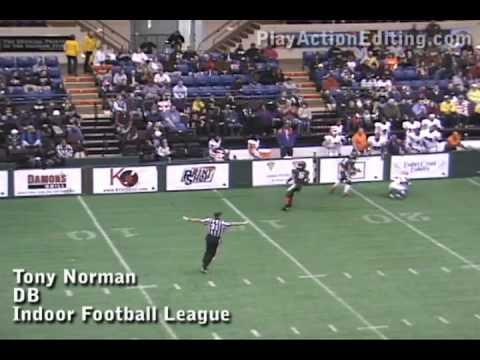 2011-Tony Norman-Indoor Football League