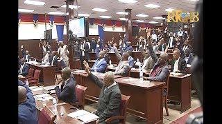 La Chambre des Députés renvoie le Premier ministre Jean Henry Céant