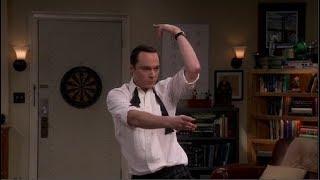 Sheldon intenta seducir a Amy y embarazarla