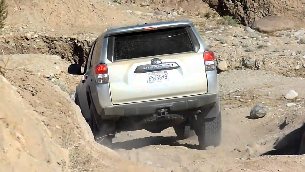 4Runner Trail Premium >> My 2010 4Runner Trail Edition w /KDSS going Anza Borrego State Park Video Clips - YouTube