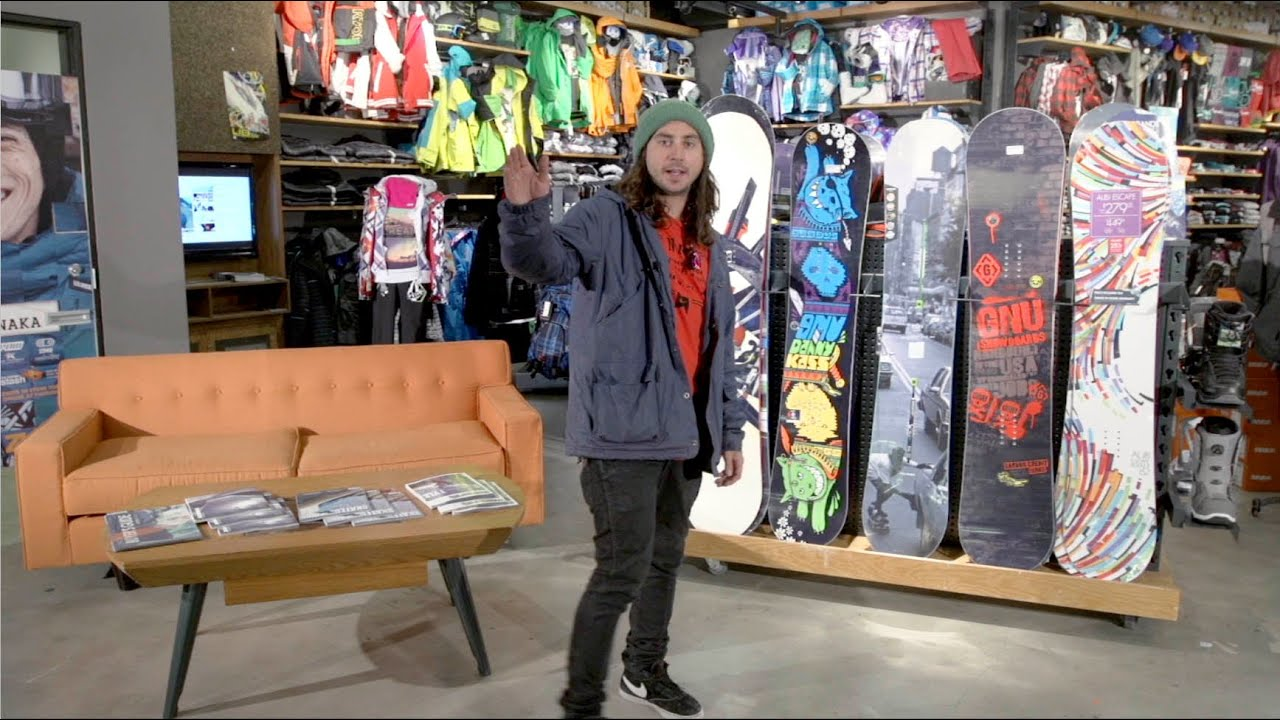 how to work out your snowboard size
