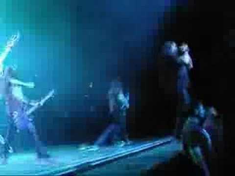 Testament-New Order (at the Rialto Theatre in Tucson, AZ)