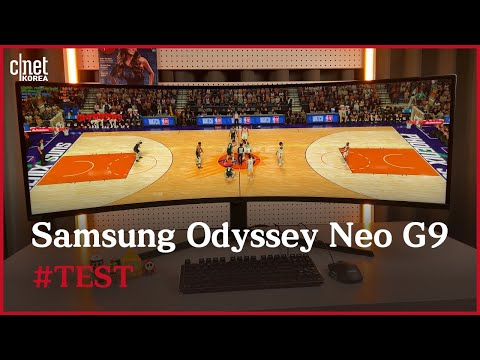[#Test] Samsung Odyssey Neo G9 Gaming Monitor(S49AG950)