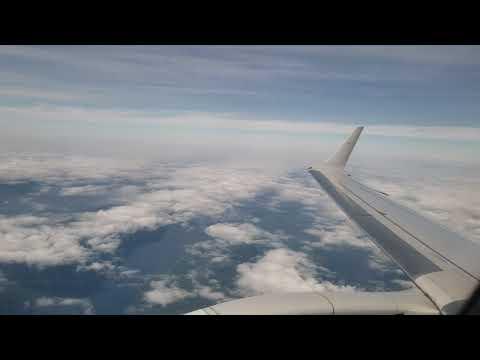 Sydney, Nova Scotia Take Off  -   Toronto, Ontario  Landing