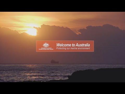 Welcome To Australia - AMSA
