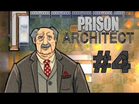 PRISON ARCHITECT #4 Blocazos de celdas! | A juegar!
