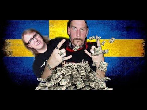 Swedish Man get's Disability benefits for Metal Addiction #MetalGate