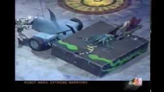 Snookums Vs Medusa Oblongata (Robot Wars House Robot Rebellion)