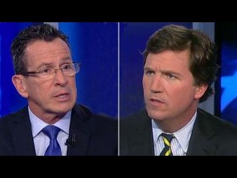 Tucker vs. governor